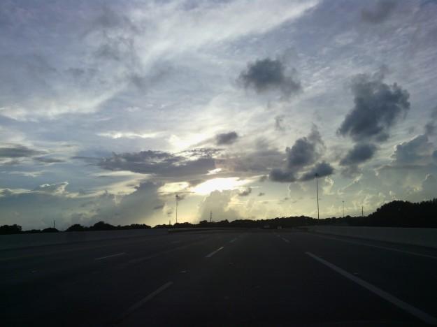 ...pentru unii nori... pentru alții soare...