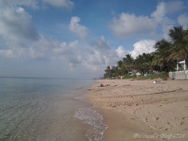 ...Plaja... Soarele... Marea sau Oceanul...
